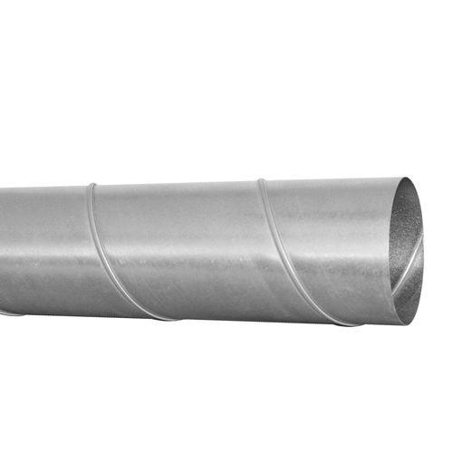 conducto de aire rígido / de acero galvanizado / de cobre / de acero inoxidable