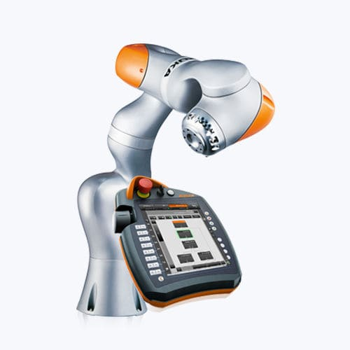 Robot colaborativo / articulado / 7 ejes / en pack LBR iiwa pack KUKA Roboter GmbH