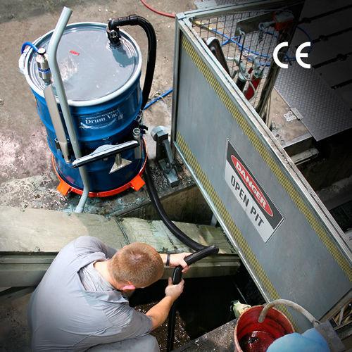 aspirador de agua y polvo - EXAIR Corporation