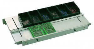 Máquina de inserción para SMD / manual 520.13 SEF Systec GmbH