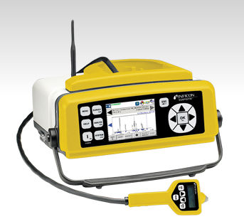 Detector de gases tóxicos portátil HAPSITE Smart Plus INFICON