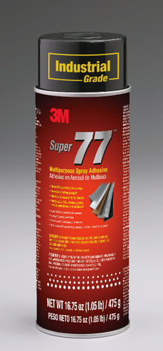 cola uretano / monocomponente / de aerosol / industrial