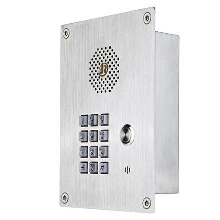 teléfono analógico / VoIP / IP65 / IP54