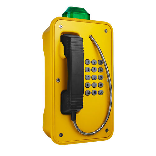 Teléfono VoIP / IP66 / IK10 / IP67 JR103-FK-L J&R Technology Ltd