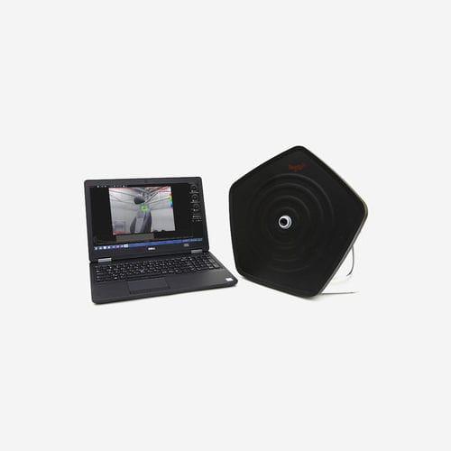 cámara acústica - SM Instruments