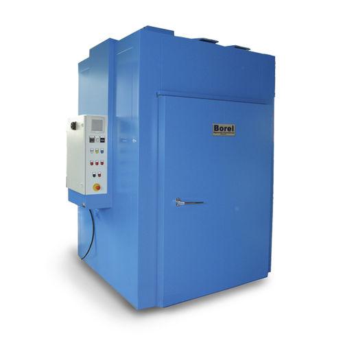 horno de calor / tratamiento térmico / de túnel / de carro
