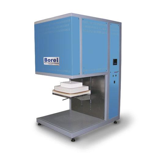 horno de sinterización / de solera móvil / eléctrico / de laboratorio