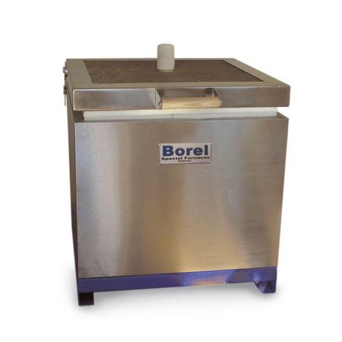 Horno de cámara / eléctrico / para la industria de la cerámica / para metales preciosos TH 1100 SOLO Swiss & BOREL Swiss