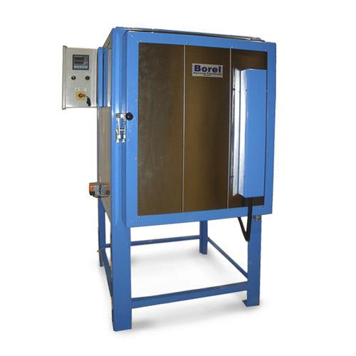Horno de recocido / de cámara / resistencia eléctrica / para el trabajo del vidrio FI 1100 SOLO Swiss & BOREL Swiss