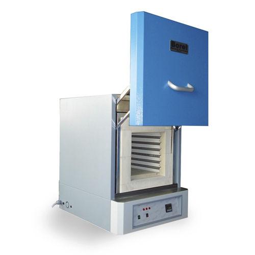 Horno de cámara / eléctrico / de alta temperatura FP 1500 SOLO Swiss & BOREL Swiss