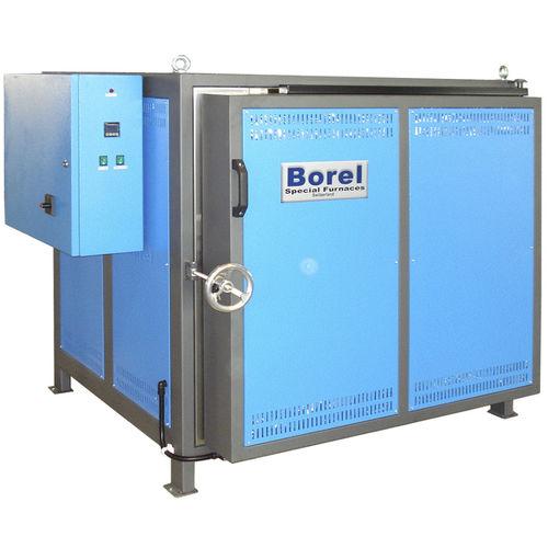 Horno de calor / de cámara / eléctrico / de alta temperatura TR 400 SOLO Swiss & BOREL Swiss