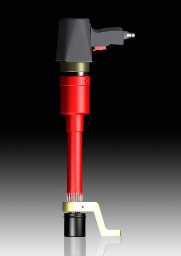 Destornillador de tuercas neumático / modelo de pistola LS-N alkitronic alki TECHNIK GmbH