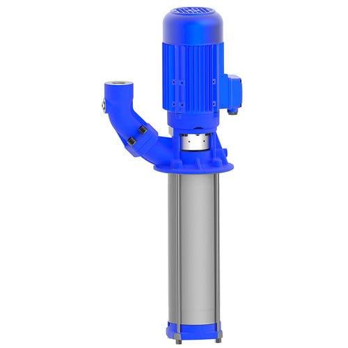 bomba para lubricantes / eléctrica / semisumergible / centrífuga