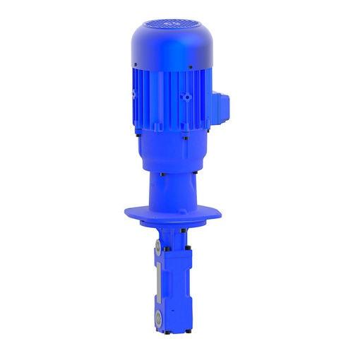 bomba para lubricantes / para líquido de refrigeración / eléctrica / semisumergible