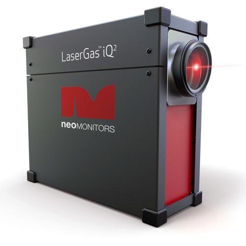 analizador de oxígeno / CO / CH4 / de gas de combustión