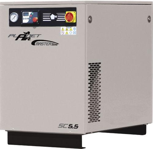 Compresor de aire / estacionario / de motor eléctrico / de tornillo SC-5,5.D10 PLANET-AIR GmbH
