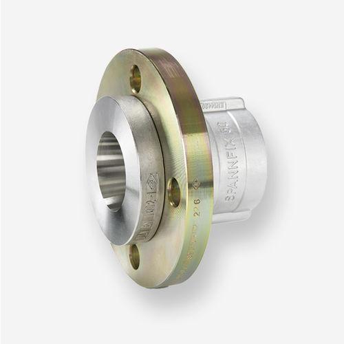 brida para manguera / de acero inoxidable / de polipropileno / de aluminio