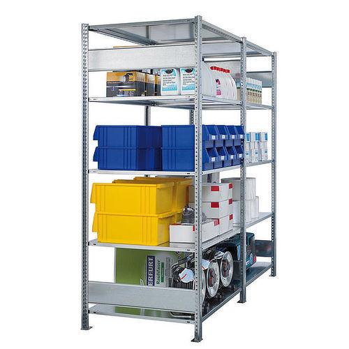 sistema de estanterías para picking / ajustable / doble cara