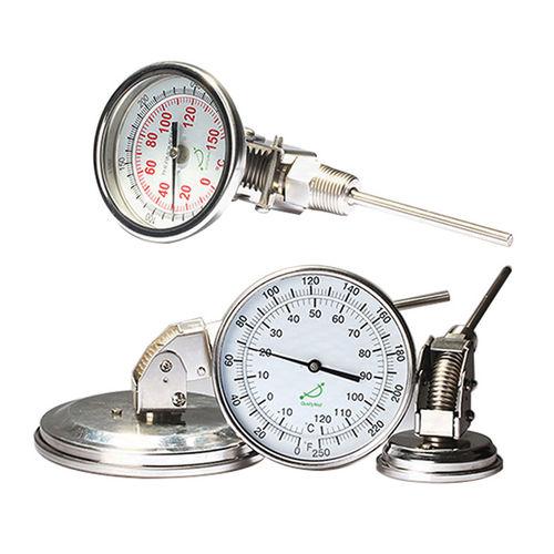 termómetro bimetálico - Shanghai QualityWell industrial CO.,LTD.