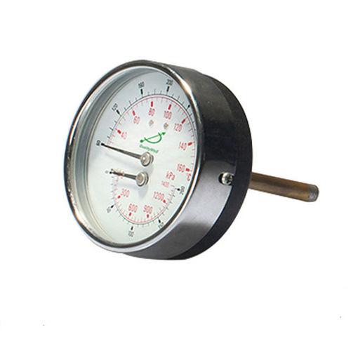 manómetro y termómetro de esfera - Shanghai QualityWell industrial CO.,LTD.
