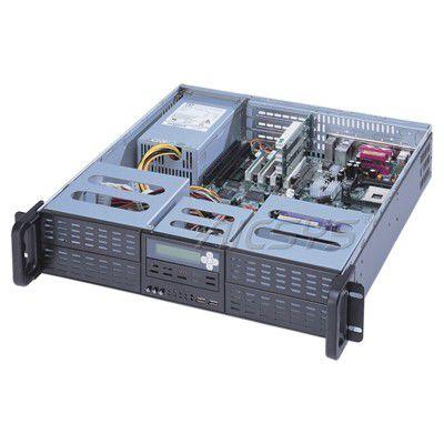 computadora servidor / barebone / de mesa / en bastidor