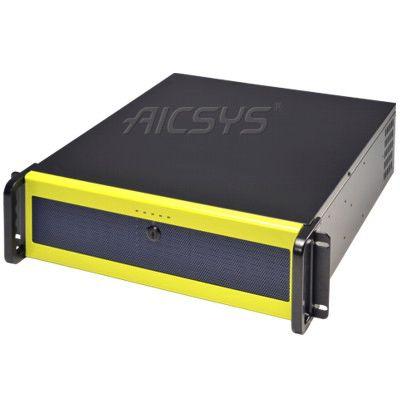 PC servidor / de un solo bloque / en bastidor / USB RCK-307MT AICSYS Inc