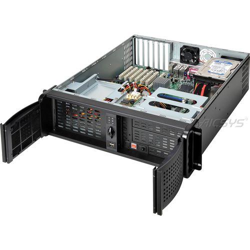 PC servidor / de un solo bloque / en bastidor / Ethernet