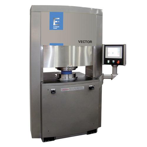 pulidora para metales / CNC / por flujo abrasivo / de desbastado