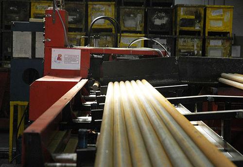 extrusión de metal / para aplicaciones automovilísticas / para aplicaciones industriales / ISO 9001