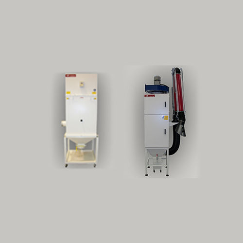 desempolvador al vacío / con filtro / con agitador mecánico / compacto