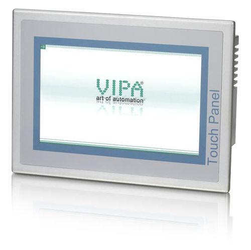 panel PC TFT LCD / con pantalla táctil / ARM Cortex A8 / sin ventilador