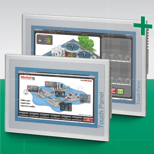 Panel PC TFT LCD / con pantalla táctil / ARM Cortex A8 / sin ventilador TP 6xx series VIPA - A YASKAWA Company