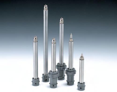 Boquilla de inyección con calefacción externa / multi-puntos / para prensa de inyección HPS III-S EWIKON Heißkanalsysteme GmbH