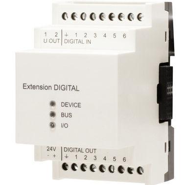 módulo de extensión E/S / de bus / modular