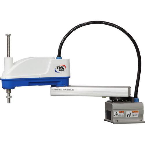 robot SCARA / 4 ejes / de carga / de descarga
