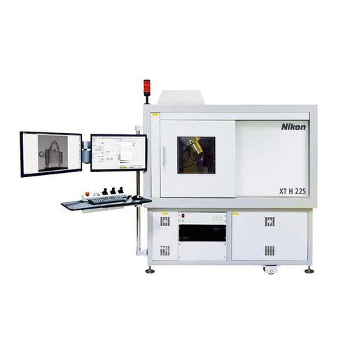 Máquina de control con tomografía digital / de rayo X XT H 225 Nikon Metrology