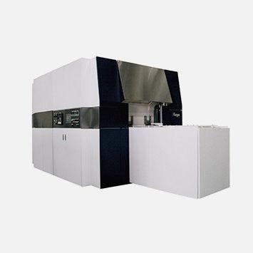 horno de nitruración / tratamiento térmico / de mufla / de gas