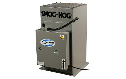 Colector de niebla de humo / de aceite / electrostático / de coalescencia MSH United Air Specialists