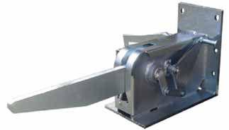 Retenedor mecánico / para vehículos ML10 Blue Giant