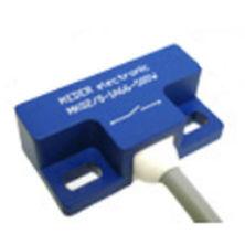 interruptor de proximidad inductivo / rectangular / analógico