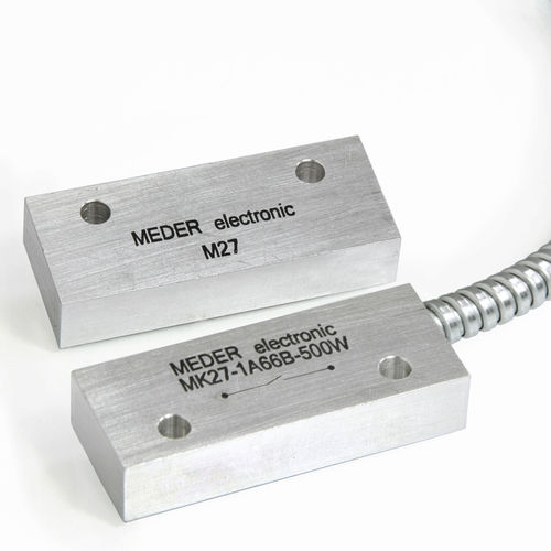 sensor de proximidad magnético / reed / miniatura / estanco