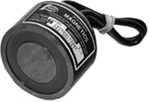 Electroimán de mantenimiento de potencia 12 V AEC Magnetics