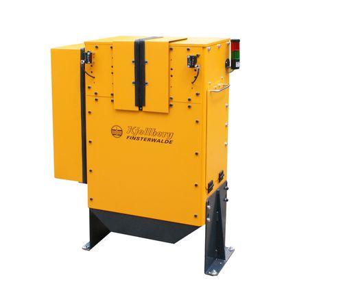 Cambiador automático de cabezales de antorchas de plasma ATChanger Kjellberg Finsterwalde