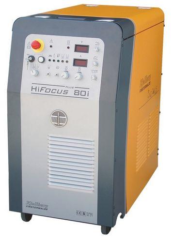 Fuente de corriente plasma CNC / inverter / para el corte de metales / para corte por plasma HiFocus 80i Kjellberg Finsterwalde