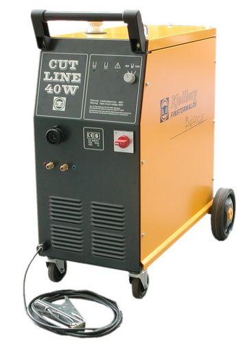 Fuente de corriente plasma para corte por plasma / para el corte de metales / manual CutLine 40W Kjellberg Finsterwalde