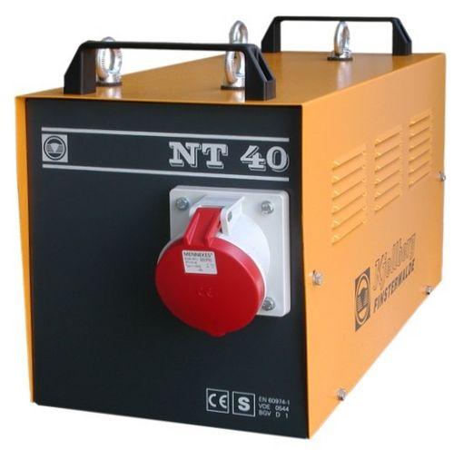 Autotransformador de potencia / trifásico NT40 Kjellberg Finsterwalde