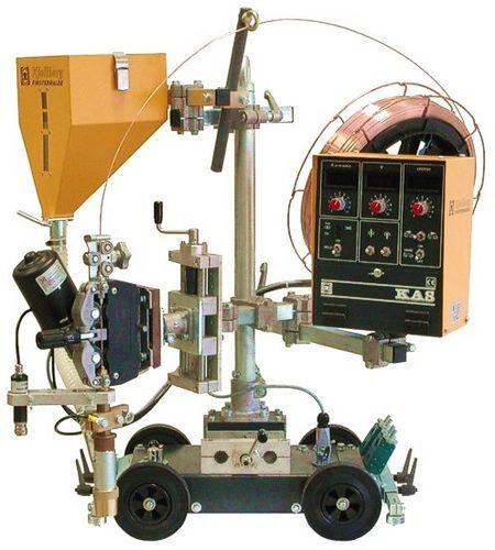 máquina de soldar de arco sumergido