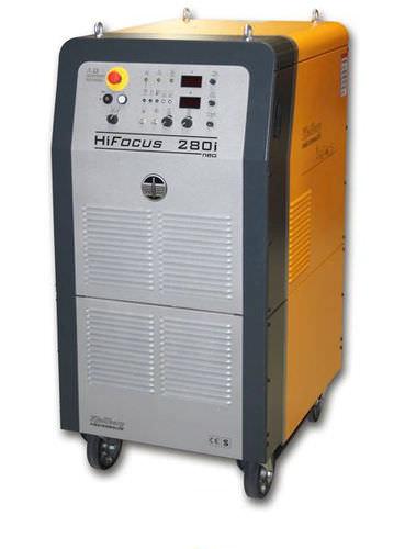 fuente de corriente plasma CNC / inverter / para el corte de metales / para corte por plasma