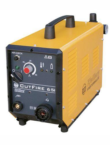Equipo de corte por plasma manual / CNC / con ondulador / de alta velocidad CutFire 65i Kjellberg Finsterwalde