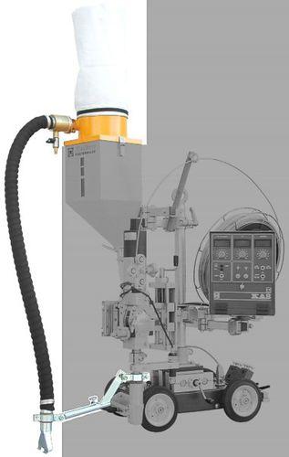 Unidad de recuperación de flujo de soldadura Kjellberg Finsterwalde